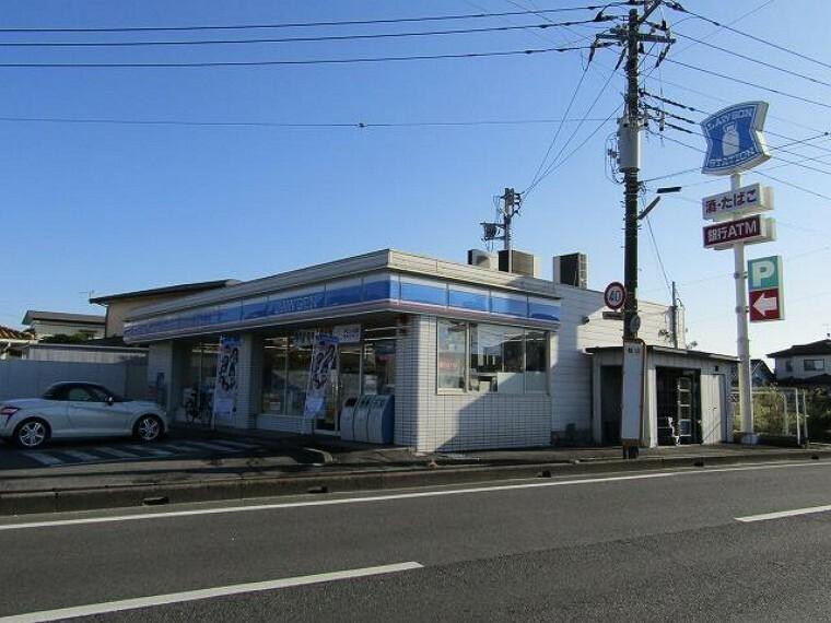 コンビニ ローソン水戸見川3丁目店