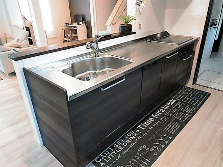 キッチン 食洗機・浄水器付き!