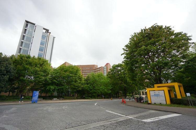 病院 国立成育医療研究センター病院 徒歩17分。