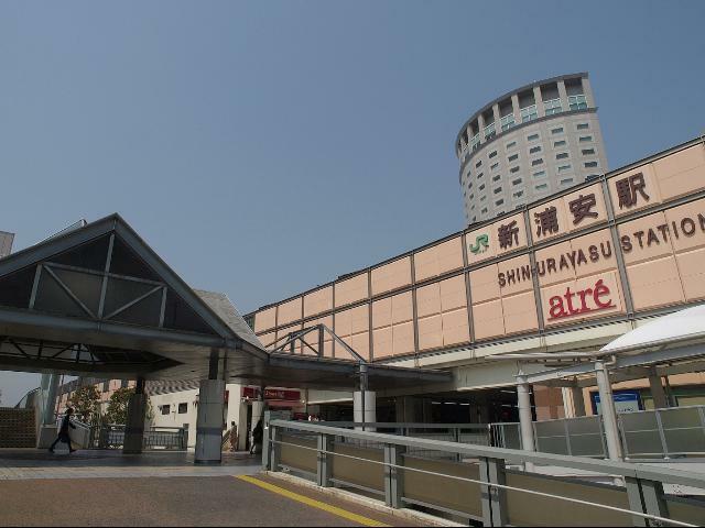JR京葉線 新浦安駅