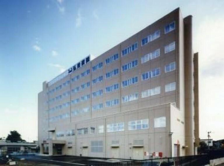 病院 弘前病院まで、3500m(車5分)総合病院なので、安心ですね。