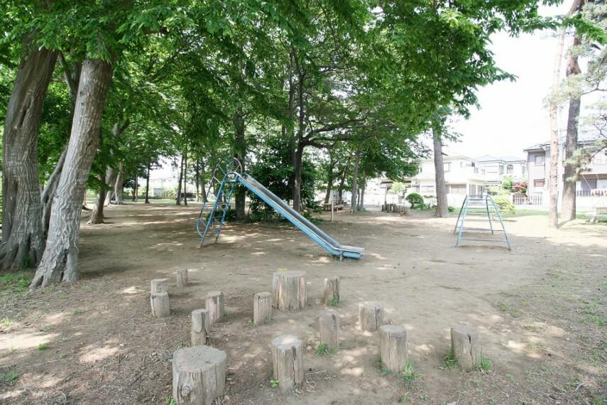 公園 東中沢四丁目ふれあいの森 徒歩3分