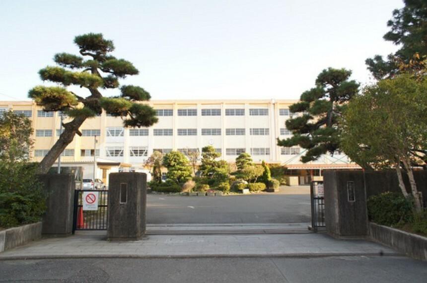 中学校 静岡市立清水第二中学校 徒歩13分(約1010m)