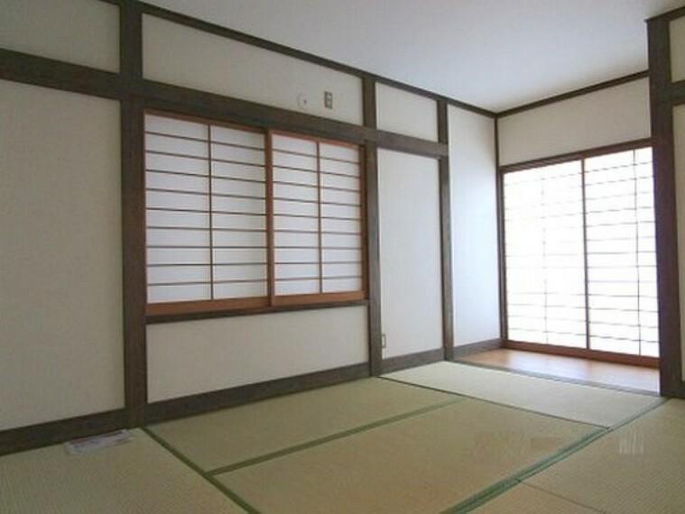 和室は客間として重宝しそうです。