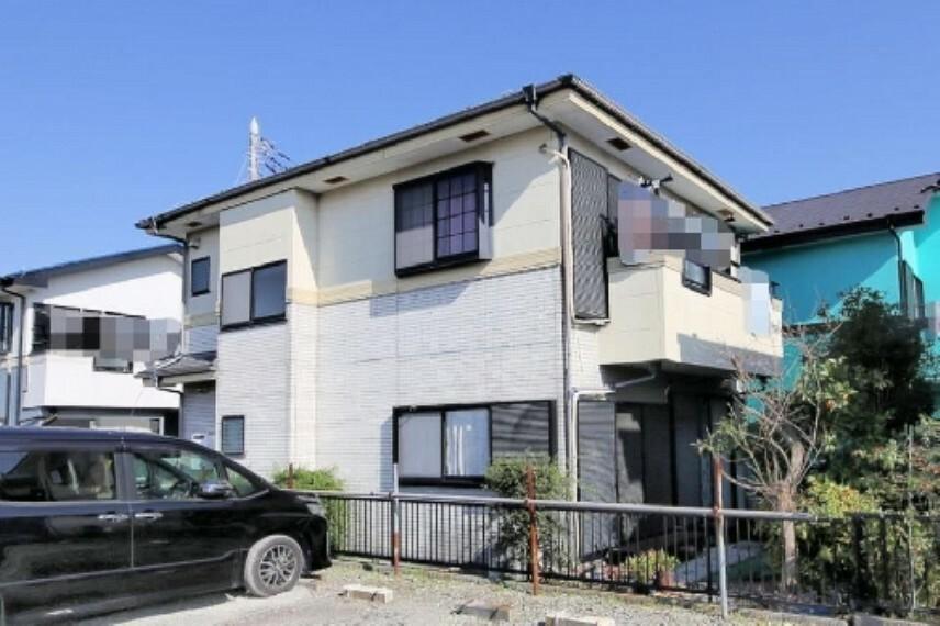 外観写真 「鷺沼」「溝の口」「武蔵小杉」駅などにアクセス、「山崎バス停から徒歩10分です!