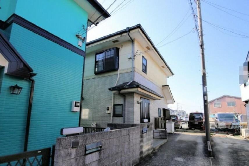 外観写真 グリーンライン「東山田」「北山田」両駅徒歩27分も利用可能です!