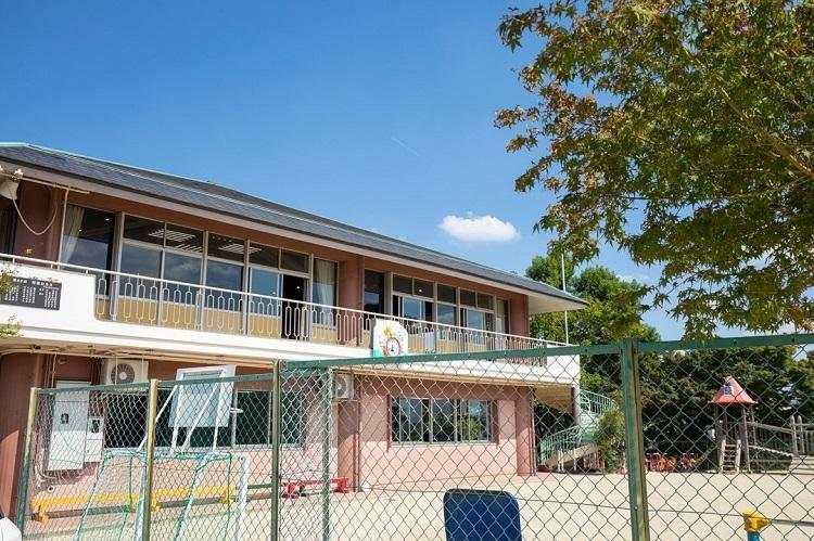 幼稚園・保育園 私立 城山学院幼稚園 徒歩5分の私立幼稚園。