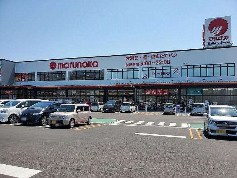 スーパー 【スーパー】マルナカ高知インター店まで1047m