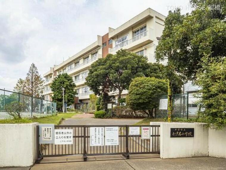 千葉市立仁戸名小学校 距離180m