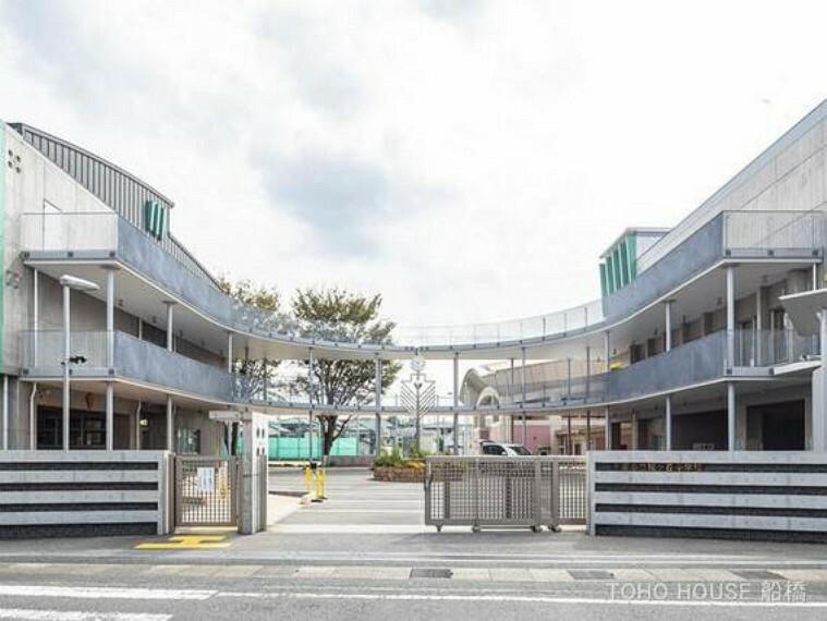 千葉市立松ケ丘中学校 距離1000m