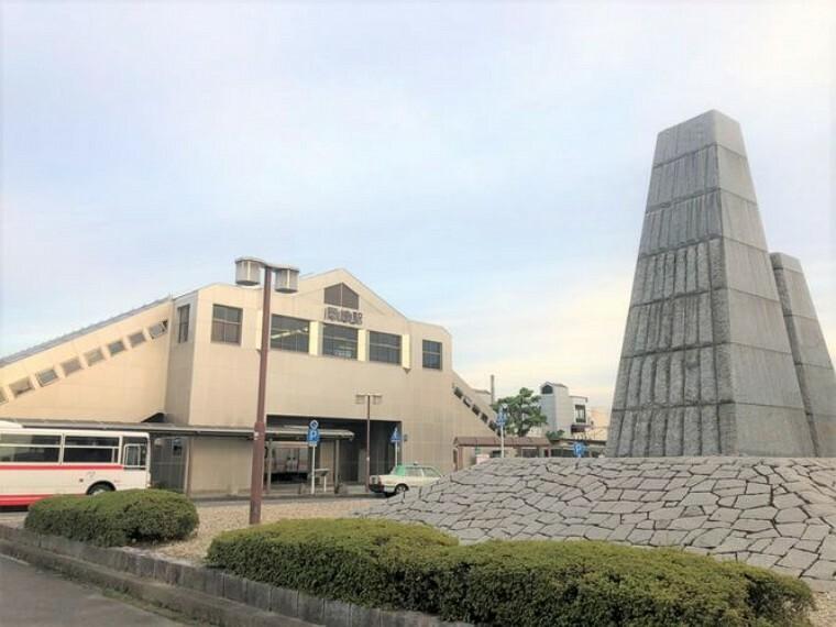 岡崎駅(JR 東海道本線) 徒歩24分。