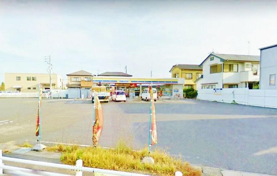コンビニ ミニストップ岡崎下和田店 徒歩12分。