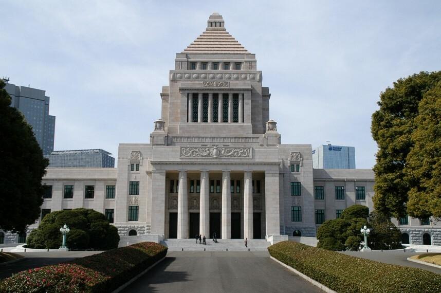 【その他】国会議事堂まで326m