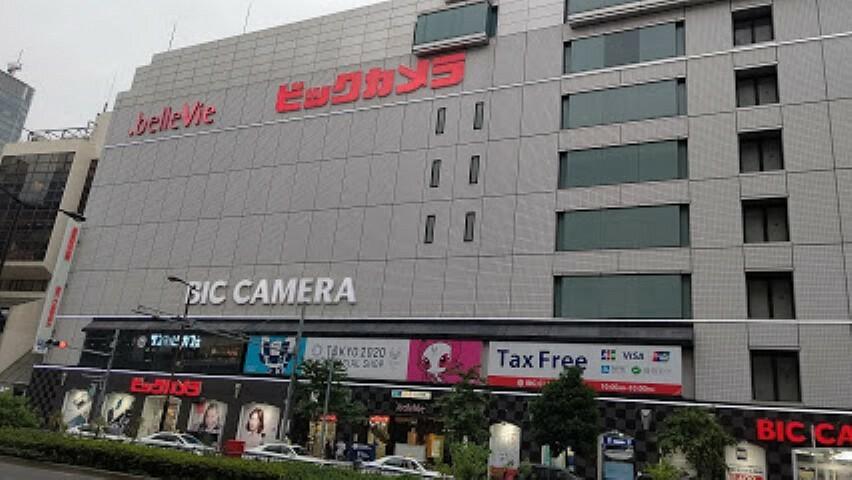 【家電製品】ビックカメラ 赤坂見附駅店まで809m
