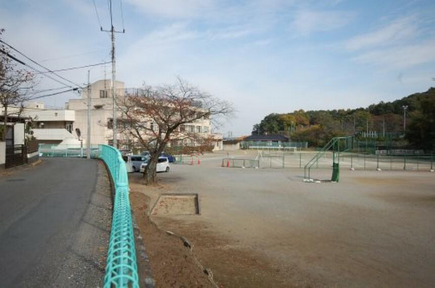 中学校 【中学校】西武中学校まで400m