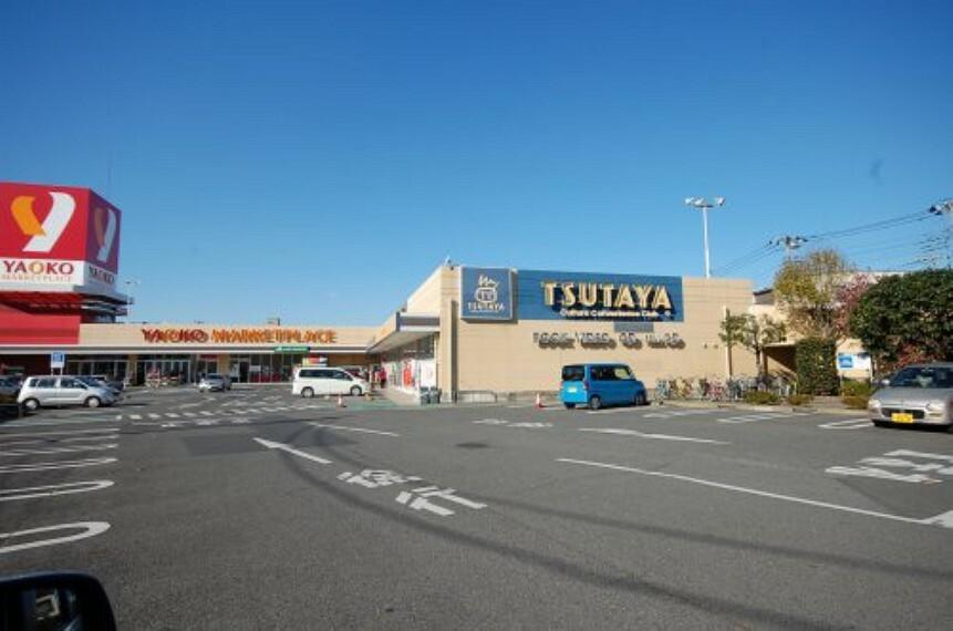 【書店】TSUTAYA 入間仏子店まで820m
