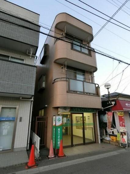 銀行 【銀行】埼玉りそな銀行仏子駅前出張所まで606m