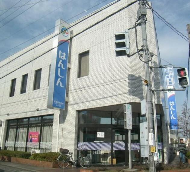 【信用金庫】飯能信用金庫仏子支店まで559m