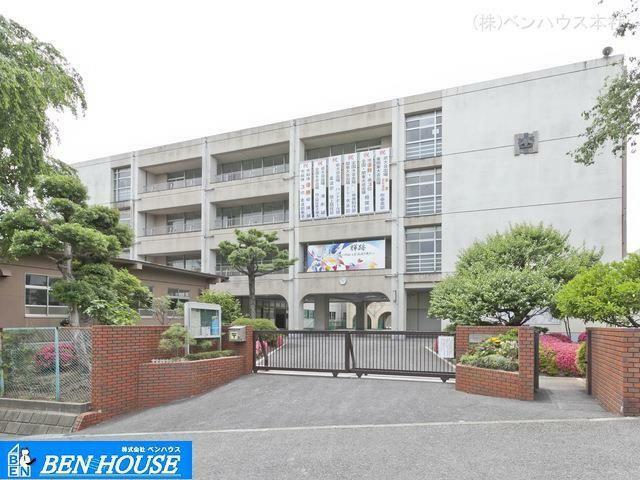 中学校 川崎市立野川中学校 距離800m