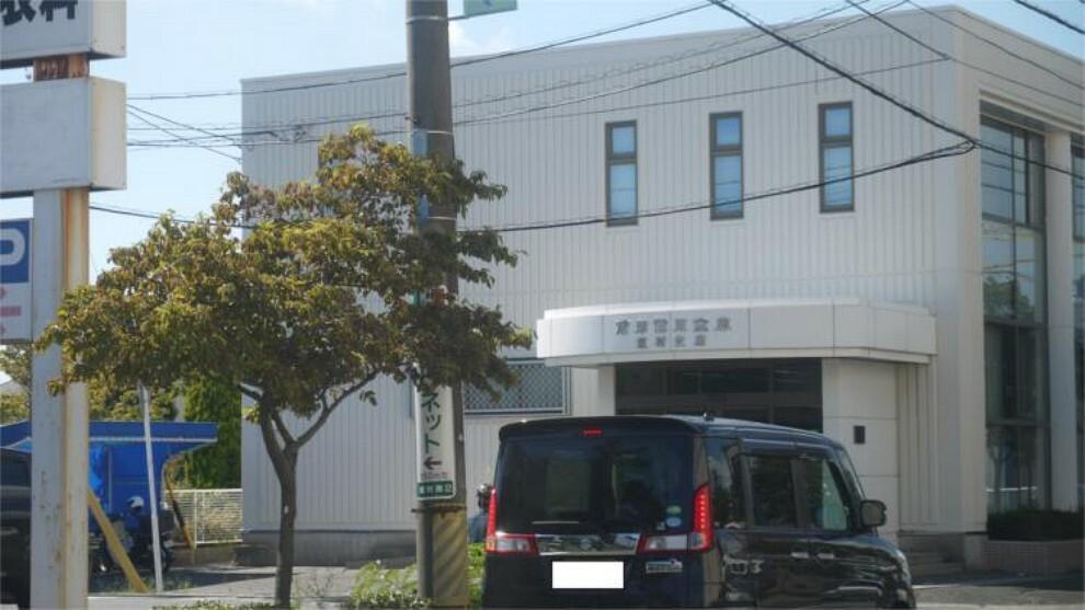 銀行 蒲郡信用金庫飯村支店