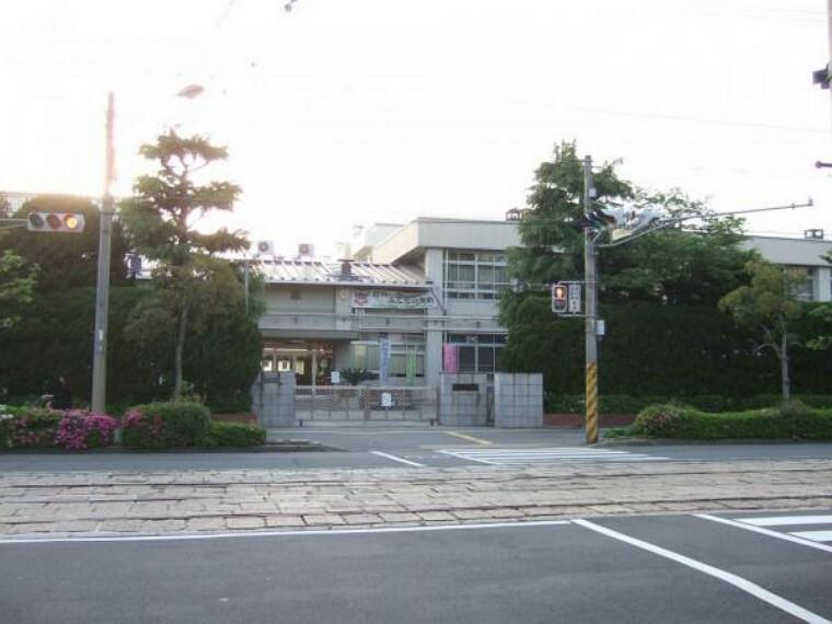 中学校 広島市立江波中学校