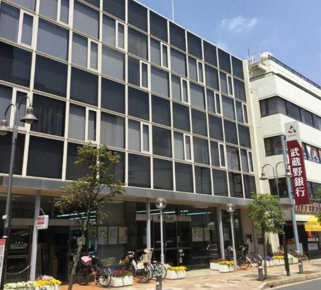 銀行 【銀行】武蔵野銀行宮原支店まで551m
