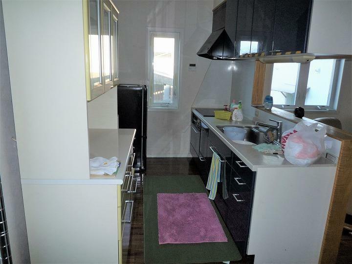 キッチン IHシステムキッチン、食器洗浄乾燥機付き