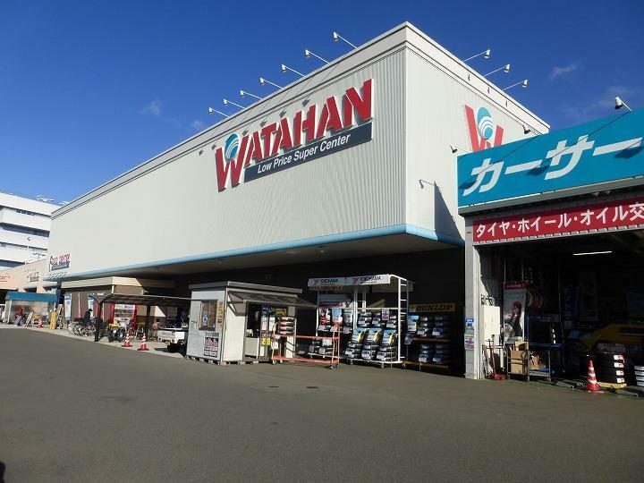 ショッピングセンター 綿半スーパーセンター稲里店