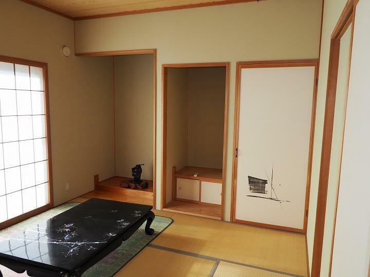 居間・リビング 和室6.3帖