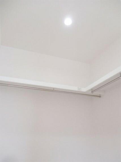 同仕様写真(内観) 居室2、充分な大きさのクローゼットでお部屋スッキリ!
