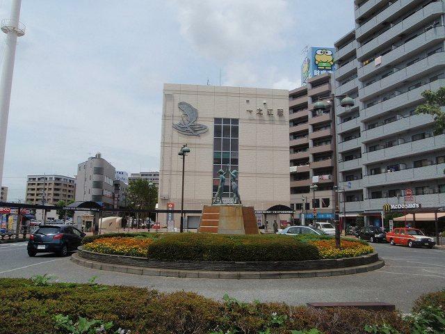 都営新宿線「一之江駅」