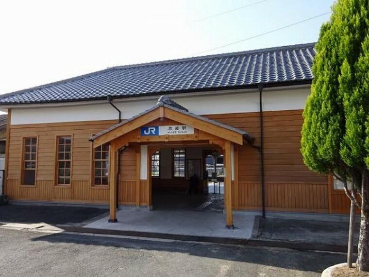 JR桜井線「京終駅」をご利用いただけます
