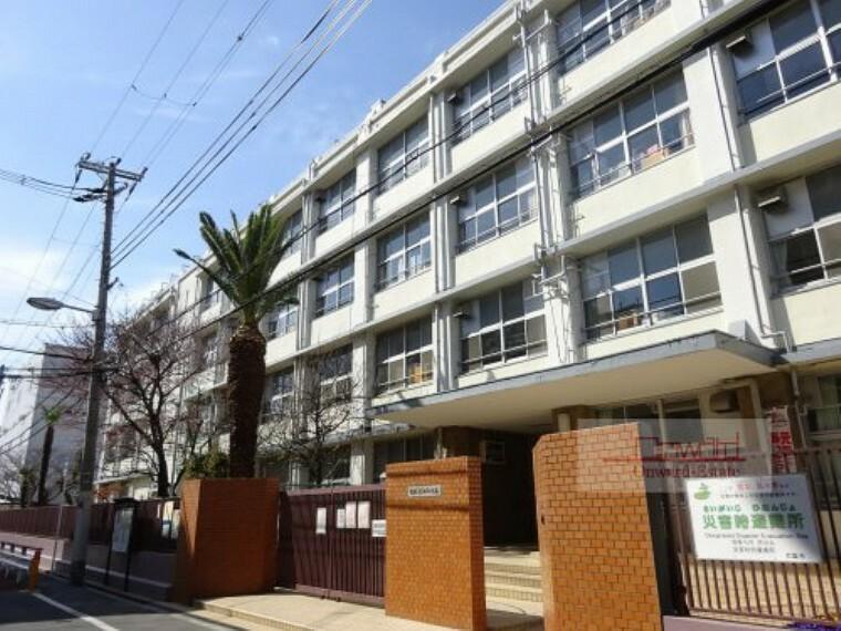 小学校 【小学校】大阪市立茨田西小学校まで640m
