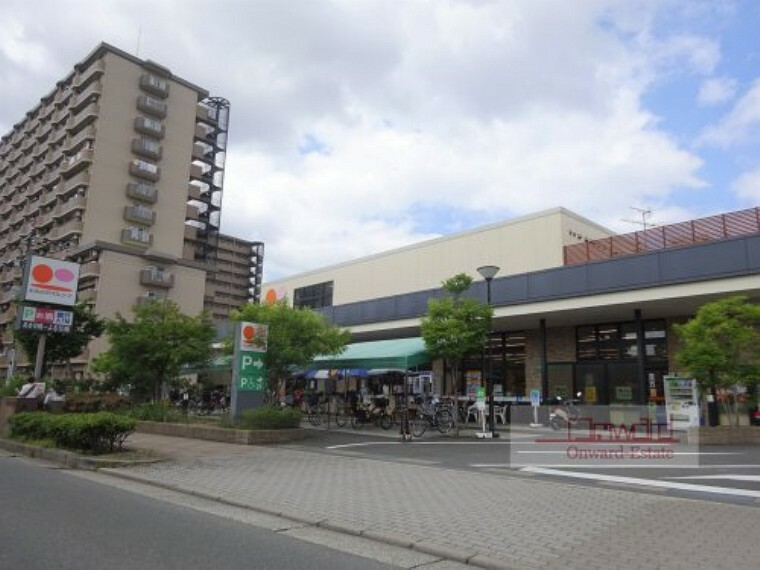スーパー 【スーパー】おおさかパルコープ つるみ店まで400m