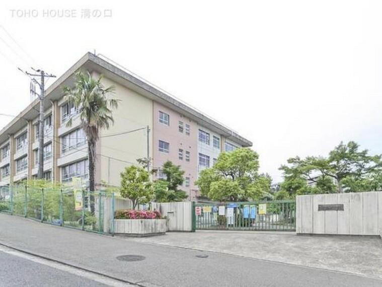 川崎市立西野川小学校 距離1000m