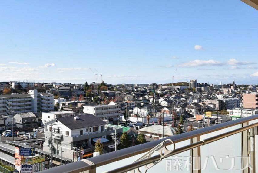 外観・現況 住戸からの眺望写真 【ザ・パークハウス相生山】