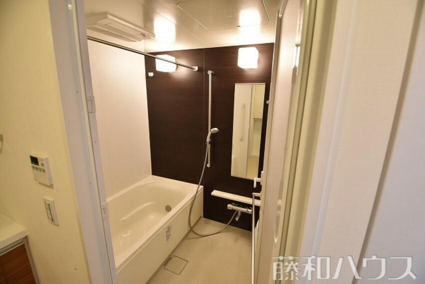 浴室 浴室 【ザ・パークハウス相生山】