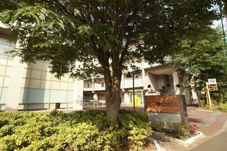 病院 昭和大学附属烏山病院 徒歩9分。