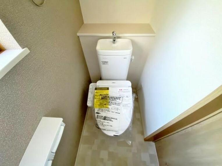同仕様写真 温水での洗浄機能がついておりますので清潔かつ衛生面も安心です。