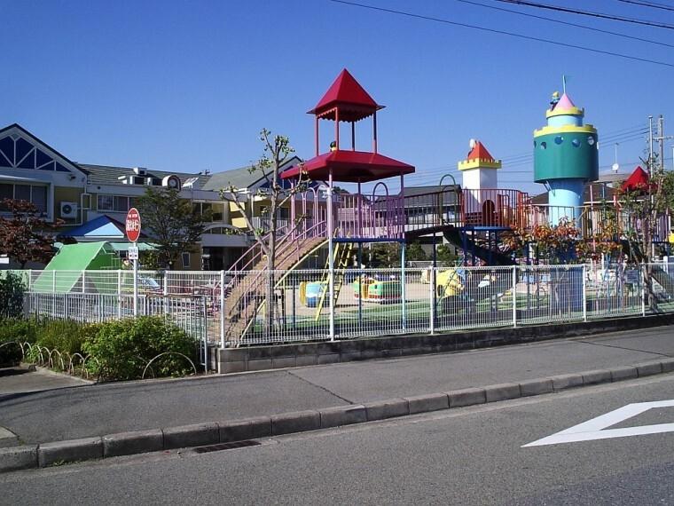 幼稚園・保育園 【保育園】まゆか保育園まで611m