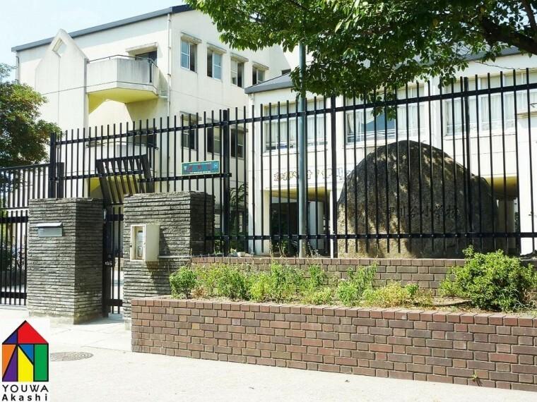 小学校 【小学校】神戸市立 伊川谷小学校まで517m