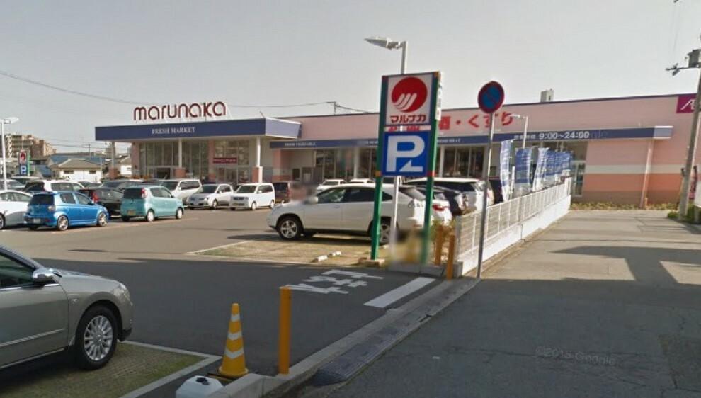 スーパー 【スーパー】マルナカ 伊川谷店まで864m