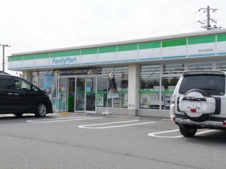 コンビニ 【コンビニエンスストア】ファミリーマート 北別府まで711m