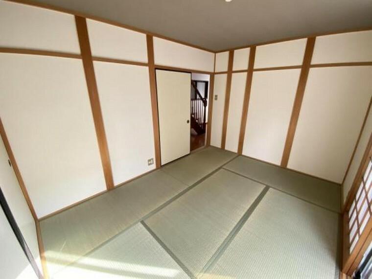 「和室」クロス貼替え、障子張替え、襖張替えを行っております。