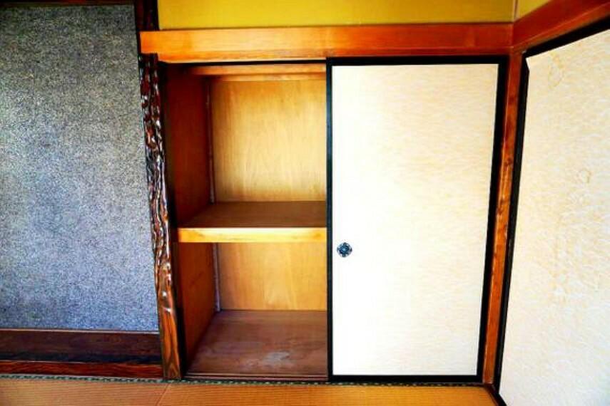 収納 全居室収納付きで室内もすっきり快適です。
