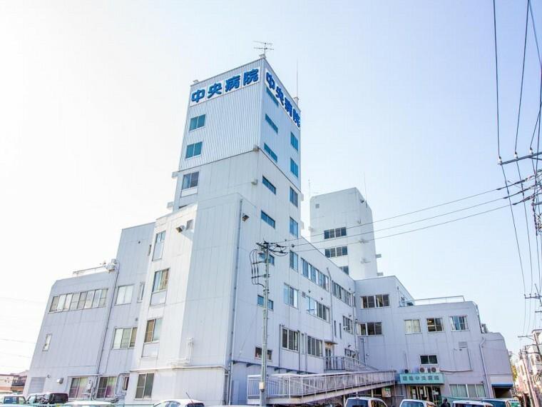 病院 岩槻中央病院
