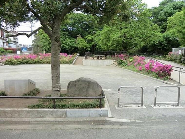 公園 渋沢金井公園 約110m