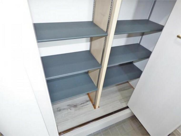 玄関 【玄関】大容量のシューズボックス完備