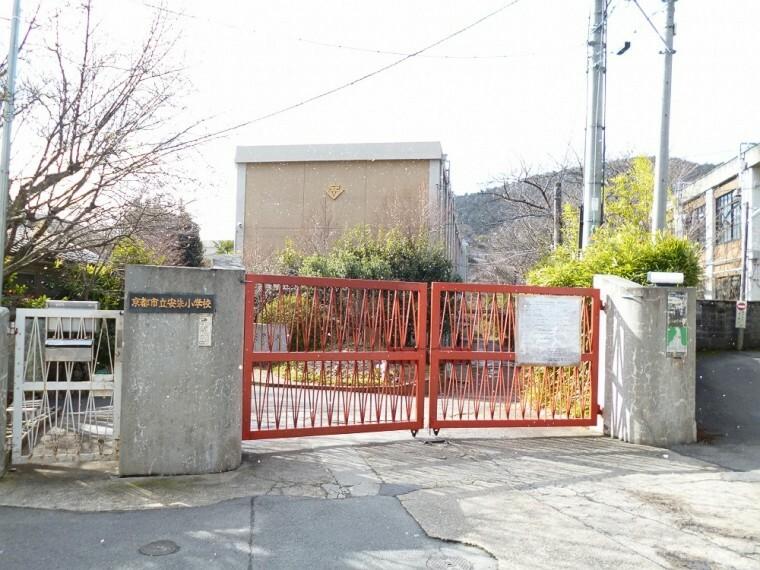 小学校 【小学校】安朱小学校まで600m