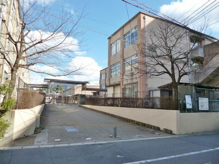 中学校 【中学校】安祥寺中学校まで1200m